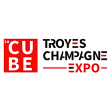 theme radio logo partenaire le cube troyes champagne expo
